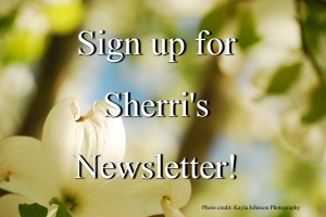 Sherri's newsletter