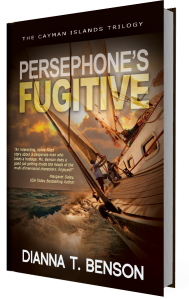 Persephone's Fugitive 3D Cover